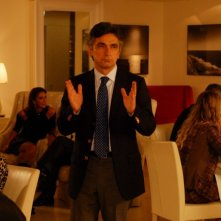 Buona giornata: Vincenzo Salemme in una scena del film