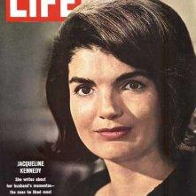 Jackie Kennedy in copertina su LIFE