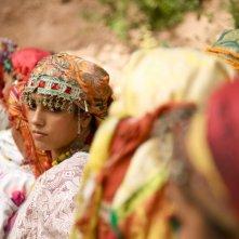 La sorgente dell'amore: la giovane Hafsia Herzi in una scena del film