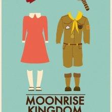 Moonrise Kingdom: ecco la locandina del film