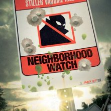 Neighborhood Watch: ecco la locandina