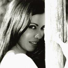 Primo piano di Fulvia Lorenzetti, attrice