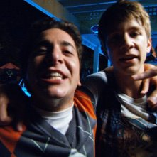Project X: Oliver Cooper e Thomas Mann in una scena