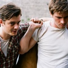 Sam Riley e Garrett Hedlund compagni di viaggio in On the Road