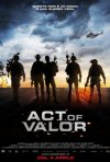 Act of Valor: la locandina italiana del film
