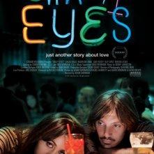Crazy Eyes: la locandina del film