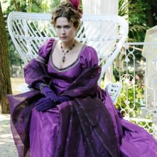 Marie-Josée Croze nella fiction La Certosa di Parma