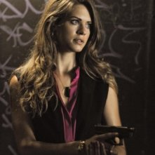 Nikita: Lyndsy Fonseca nell'episodio Game Change
