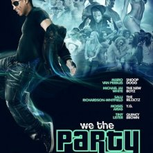 We the Party: la locandina del film