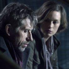 Jacques Gamblin nel film À l'aveugle con Raphaëlle Agogué