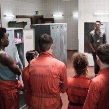 Misfits: una scena del primo episodio della stagione 3