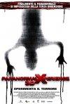 Paranormal Xperience 3D: la locandina italiana del film