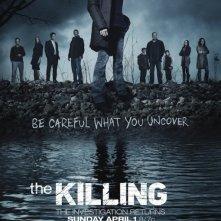 The Killing: un primo poster della seconda stagione