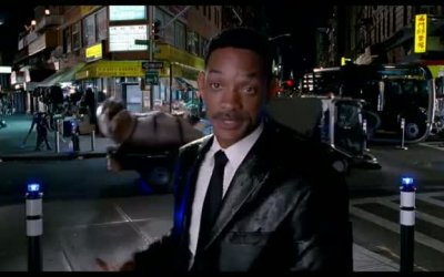 Trailer - Men in Black 3