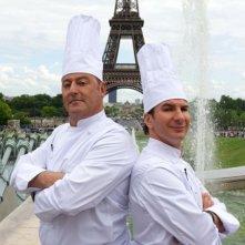 Jean Reno e Michaël Youn sono due 'Chef'