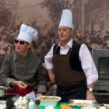 Jean Reno nella commedia Chef con Michaël Youn