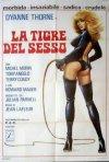 La tigre del sesso - Ilsa - locandina del film