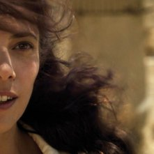 De tu ventana a la mía: Maribel Verdù in una scena del film