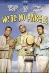 Non siamo angeli: la locandina del film