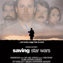 Saving 'Star Wars': la locandina del film