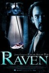 The Raven: la locandina italiana del film
