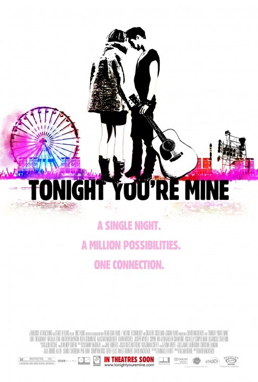 Tonight You Re Mine La Locandina Del Film 233635