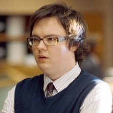 A Thousand Words: Clark Duke in una scena