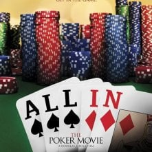 All In - The Poker Movie: la locandina del film
