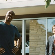 Eddie Murphy in A Thousand Words con Clark Duke