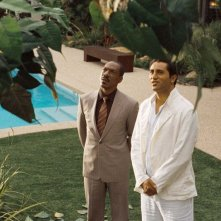 Eddie Murphy in A Thousand Words con Cliff Curtis