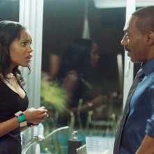 Kerry Washington con Eddie Murphy in A Thousand Words