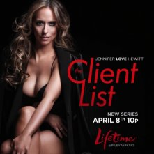 La locandina di The Client List