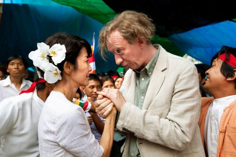 Michelle Yeoh E David Thewlis Sono Marito E Moglie In Una Scena Di The Lady 233754