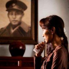 Michelle Yeoh, protagonista dell'intenso biopic The Lady nei panni dell'attivista Aung San Suu Kyi