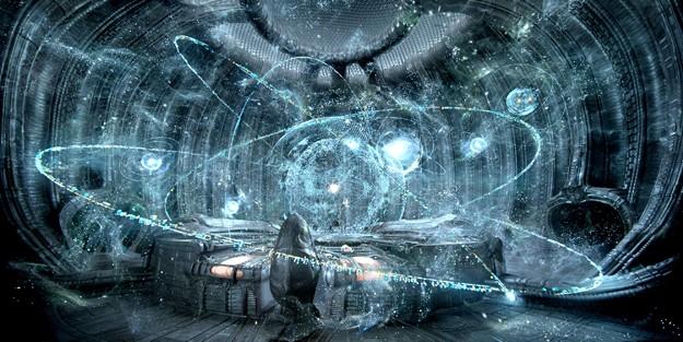 Una spettacolare immagine di Prometheus