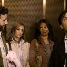 Chris O'Dowd, Maya Rudolph, Kristen Wiig e Jon Hamm in Friends With Kids