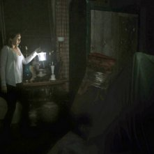 Elizabeth Olsen in Silent House, del 2011