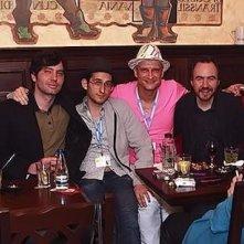 Pietro Marcello, Paolo Lagana, Mihai Chirilov, Bobby Paunescu