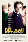 Bel Ami: la locandina italiana del film