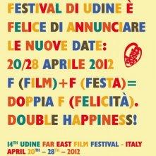 Far East Film Festival 2012: il poster della kermesse udinese numero 14