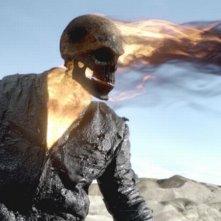Ghost Rider: Spirito di vendetta, il motociclista fantasma protagonista del film