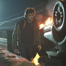 Ghost Rider: Spirito di vendetta, Johnny Whitworth in una scena tratta dal film