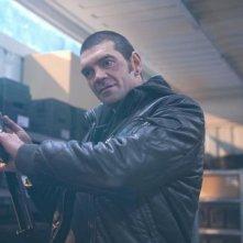Ghost Rider: Spirito di vendetta, Spencer Wilding in una scena del film