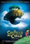 Il castello nel cielo: la locandina italiana del film