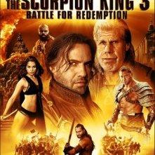Il Re Scorpione 3 - La battaglia finale: la locandina del film