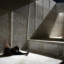 Quijote: Ginestra Paladino in una scena tratta dal film insieme a Peppe Servillo