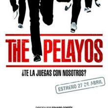 The Pelayos: la locandina del film