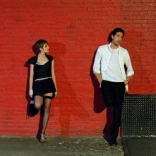 Adrien Brody in Detachment con Sami Gayle