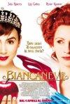 Biancaneve: la locandina italiana del film