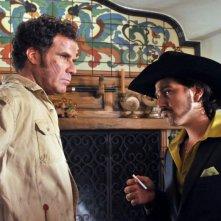 Diego Luna in Casa de mi padre con Will Ferrell